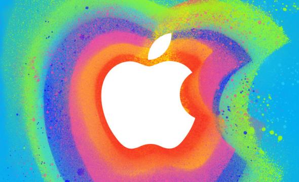 Apple-Colorful-logo