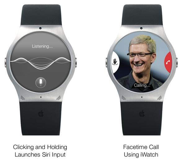 Apple-iWatch-Siri