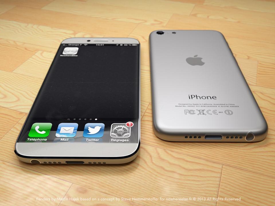 iPhone vs iPhone 5S