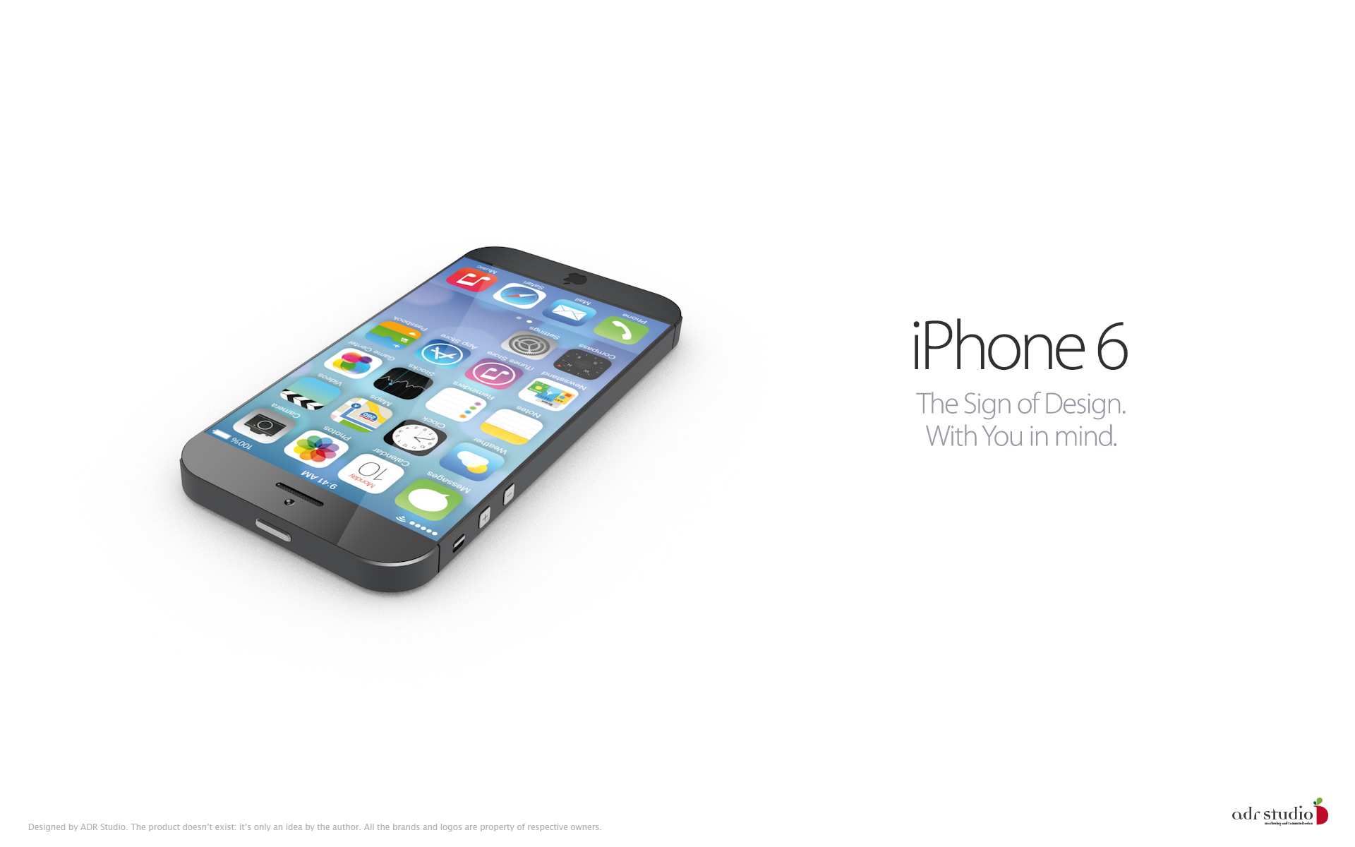 The Best iPhone 6 Design Prototype EVER Created! [IMAGES ...