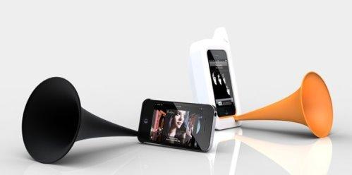 Cool Speaker cool-iphone-speaker-trumpet | vault feed