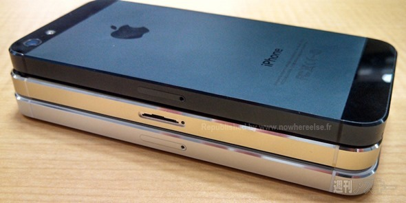 what does a iphone 5s look like this is what the iphone 5s gold vs iphone 5 black look 1319